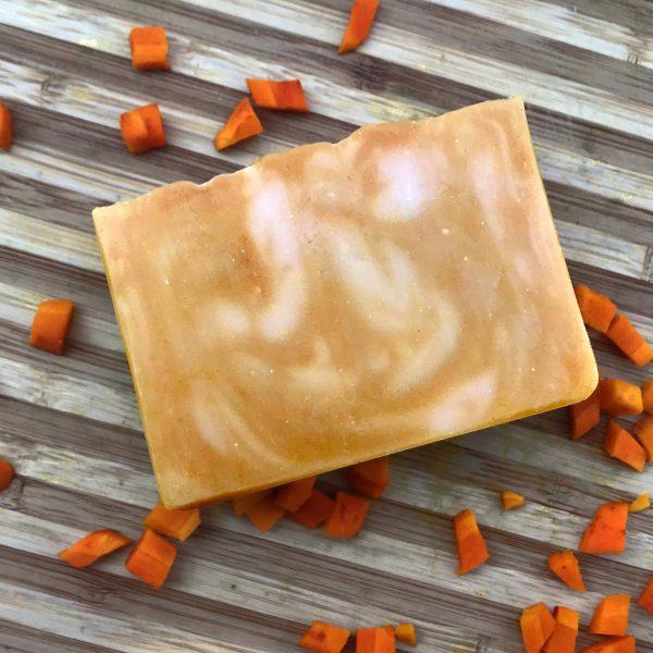 Turmeric Goat Milk Soap
