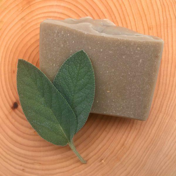 Sage Goat Milk Soap