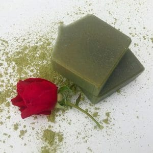 Green Tea Shampoo Bar