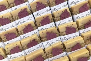 wedding soap