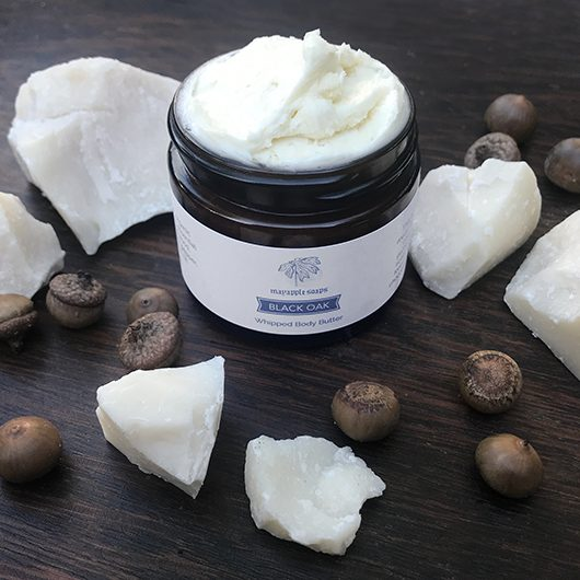 Black Oak Body Butter