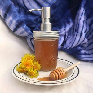 Honey & Dandelion Liquid Soap