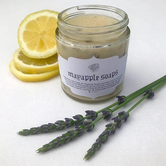 Lavender Lemon Scrub